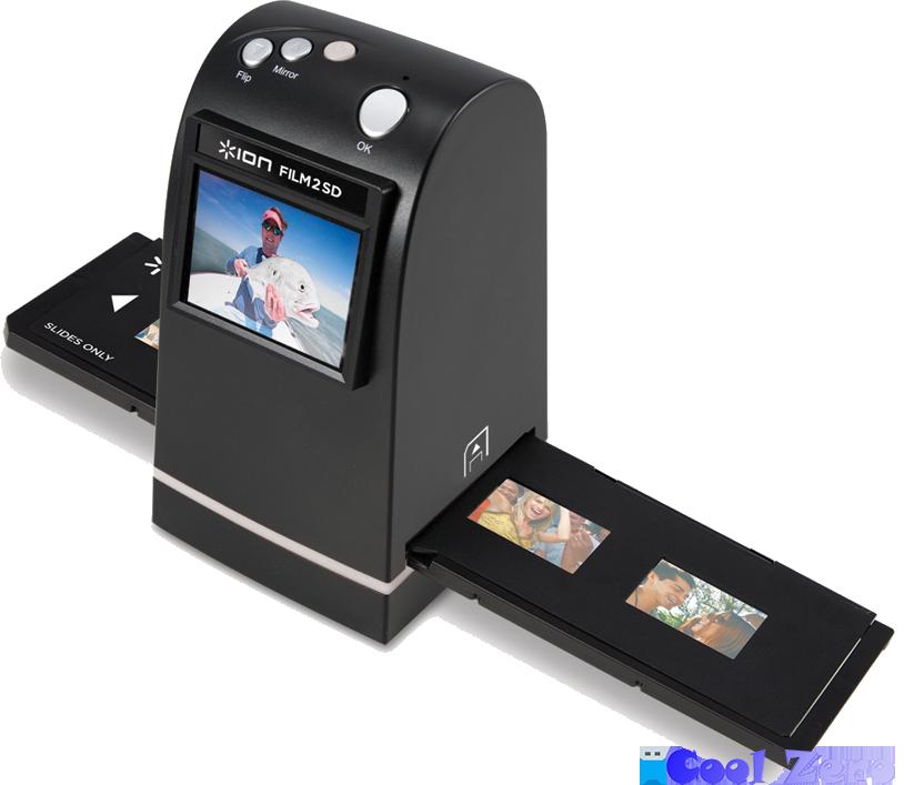 Слайд сканер