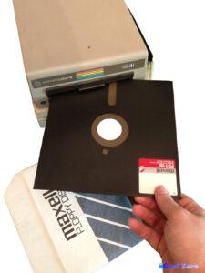 8 дюймовая дискета