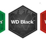 Цветовая расшифровка жестких дисков Western Digital