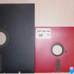 История развития компьютерных дисков