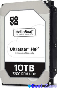 HGST Ultrastar He10 10 TB